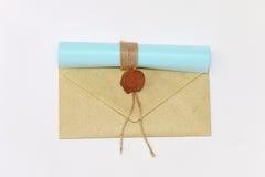 Varias cartas Imágenes de archivo libres de regalías