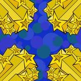 Varias estrellas Imagenes de archivo