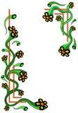 Varias flores Imágenes de archivo libres de regalías
