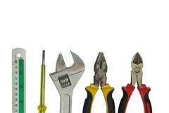 Varias herramientas Imagen de archivo libre de regalías