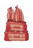 Varias maletas. Foto de archivo