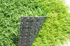 Variation av konstgjort gräs eller dess typer Royaltyfri Fotografi