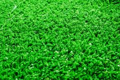 Variation av konstgjort gräs eller dess typer Royaltyfria Foton