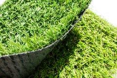 Variation av konstgjort gräs eller dess typer Royaltyfri Bild