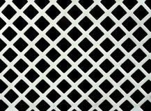 Variation av svarta fyrkanter Royaltyfri Fotografi