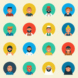 Variation of character design Royalty Free Stock Photography