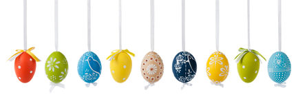 Easter egg collection (XXXL) Royalty Free Stock Photography