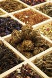 Variation de thé. Images stock