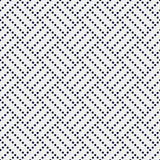Variation of Japanese motif. Seamless pattern. Stock Photos
