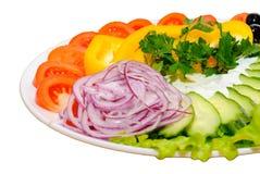 Variation vegetables Stock Image
