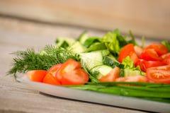 Variation of vegetables Stock Images