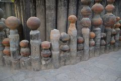 Variations, Pottery, The Rock Garden, Chandigarh Royalty Free Stock Photo