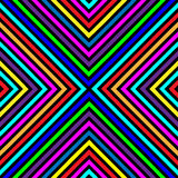 Varicolored squares, lines. Seamless pattern. Royalty Free Stock Image