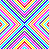 Varicolored squares, lines. Seamless pattern 2. Royalty Free Stock Images