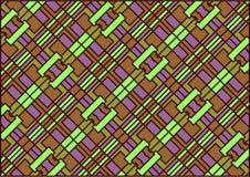 varicoloured предпосылки квадратное Стоковые Изображения RF
