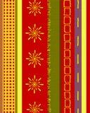 varicoloured bakgrund Royaltyfria Bilder