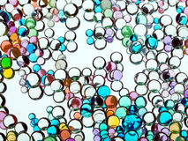 Varicoloured marbles Royalty Free Stock Photos