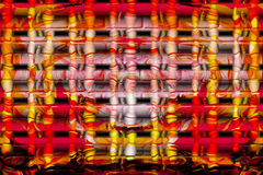 Varicoloured Patterns Stock Images