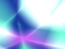 Varicoloured Rays Royalty Free Stock Image