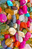 Varicoloured stone Royalty Free Stock Photo