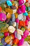 Varicoloured stone Royalty Free Stock Photo