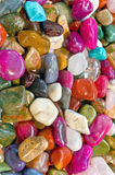 Varicoloured stone Royalty Free Stock Photography
