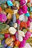 Varicoloured stone Royalty Free Stock Photography