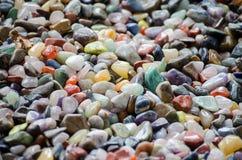 Varie pietre preziose Immagine Stock