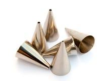 Varie punte della glassa del metallo Fotografia Stock Libera da Diritti