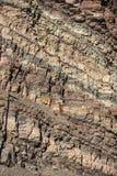 Varie rocce nello spazio iraniano Fotografie Stock