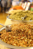 Varie spezie, condimenti, tè Immagini Stock