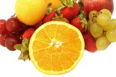 Varied fruit. Royalty Free Stock Image