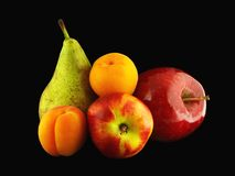 Varied Fruits Stock Photos
