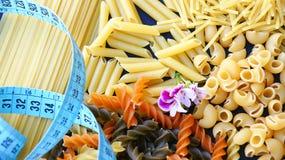 Varied Pasta Stock Photography