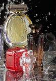 Varied perfume Royalty Free Stock Image