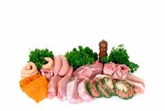 Variedad de carne Imagen de archivo