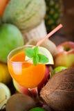 Variedad de fruta Foto de archivo libre de regalías