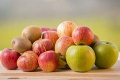 Variedad de frutas Imagenes de archivo