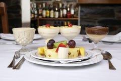 Variedade da fruta Fotografia de Stock