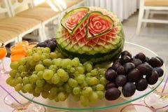 Variedade da fruta Foto de Stock