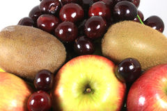 Variedade da fruta Fotografia de Stock Royalty Free
