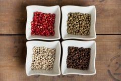 Variedade da pimenta Foto de Stock Royalty Free