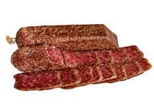 Variedade da salsicha. imagem de stock royalty free