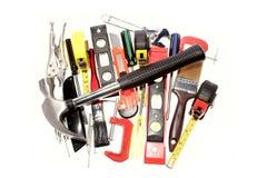 Variedade das ferramentas Imagens de Stock
