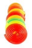 Variedade de alcaçuzes coloridos Fotografia de Stock Royalty Free