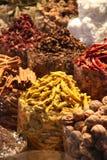 Variedade de especiarias Foto de Stock Royalty Free