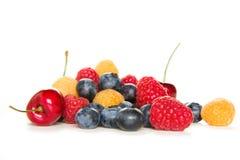Variedade de fruta Foto de Stock