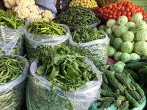 Variedade de legume fresco Fotos de Stock
