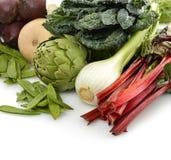 Legumes frescos imagem de stock