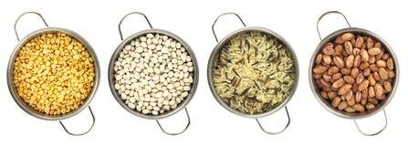 Variedade de leguminosa imagens de stock royalty free